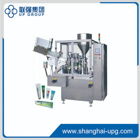 China Automatic Tube Filling and Sealing Machine