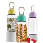 glass water bottle from China (mainland)
