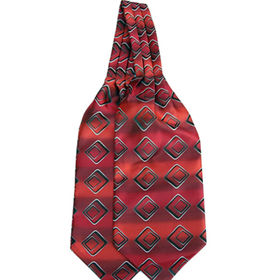 Burgundy Men's Silk Scarves from China (mainland)