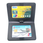 Velcro Closure Card Wallet from China (mainland)