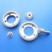 CNC machining from China (mainland)