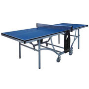Folded portable indoor MDF table tennis table from China (mainland)
