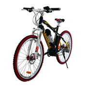 Electric lithium bike, 40kph maximum speed