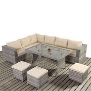 Wicker sofa sets from China (mainland)