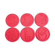 Silicone cookie stamper from China (mainland)