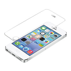 New 0.3mm Super Clear Tempered Glass Screen Protector 2.5D Protective Film for iPhone 6 from Anyfine Indus Limited