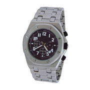 High Quality Plating Stainless Steel Watch from China (mainland)