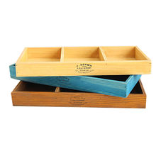 Wooden display trays from China (mainland)