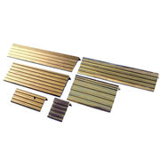Brass extrusions profiles from China (mainland)
