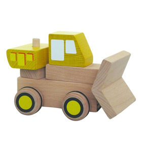 Novelty funny wooden mini toy cars from China (mainland)