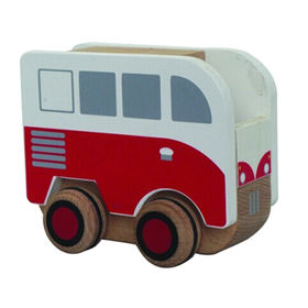 Lovely small wooden cars toy from China (mainland)