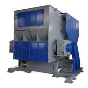 Heavy-duty shredder from China (mainland)