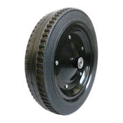 Flat free rubber tire from China (mainland)