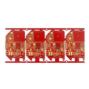 4 layers immersion gold and OSP PCBs