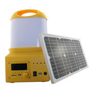 Solar energy fortune blessing lamp from China (mainland)