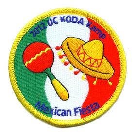 Camping Badge from Taiwan