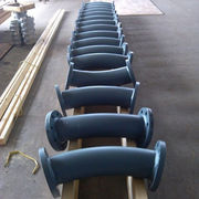 Alumina ceramic steel pipe from China (mainland)
