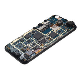 Mobile phones PCB fabrication and assembly from China (mainland)