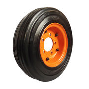 16 inch solid rubber wheels complete from China (mainland)