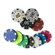11.5g Dice Pattern Poker Chips Manufacturer