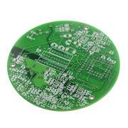 Audio mixer circuit board from Hong Kong SAR