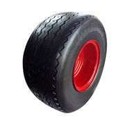 Solid polyurethane foam wheel complete Manufacturer