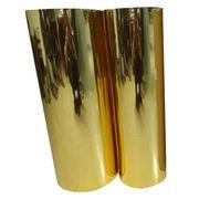 China PVC metalized/rigid sheet