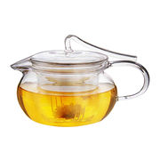 Diswasher Safe Glass Tea Pot from China (mainland)