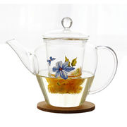 Microwavable Glass Teapot from China (mainland)