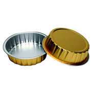 Aluminium Foil Muffin Cake Cup from China (mainland)