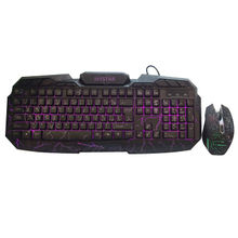 Gaming Keyboard and Mouse Combo from China (mainland)