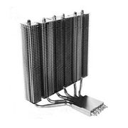 Zipper fin heat sink high power LED heat sink