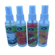 Spray bottle 59mL pump apple car freshener from China (mainland)