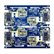 OEM double side Printed circuit board from Hong Kong SAR