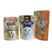 China Pet food packaging retort pouch