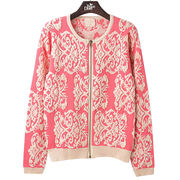 Fashion woman knitted cardigan from Hong Kong SAR