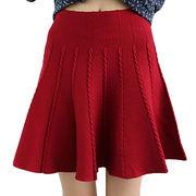 Basic fishtail knitted skirt from Hong Kong SAR