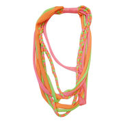 Multiple Layers Braided Necklace from China (mainland)