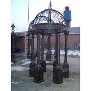 Cast iron gazebo from China (mainland)