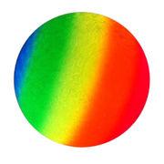pvc rainbow beach ball/spot volleyball/rainbow bal from China (mainland)