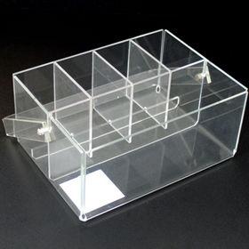 Desktop Acrylic Plastic Organizer from Taiwan