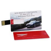 Credit card USB flash drive from China (mainland)