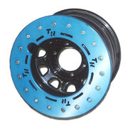 Hardness anodized Aluminum timing pulley from Hong Kong SAR