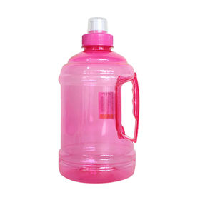 China 1000ml plastic water jug, wholesale BPA free with lid wholesale (KL-8025)