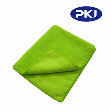 2-sided Wax and Polish Microfiber Towels, Comes in 2 Packs