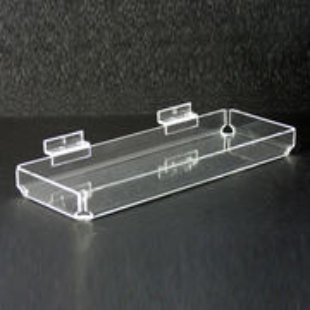 Customized acrylic sundry display tray from Taiwan