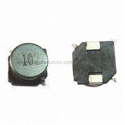 Wound Type SMD Power Inductor with -40 to +125°C Storage Temperature from Meisongbei Electronics Co. Ltd
