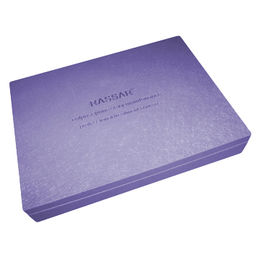Purple gift box Manufacturer