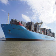 Container shipping from China (mainland)