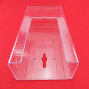 Transparent plastic parts from China (mainland)